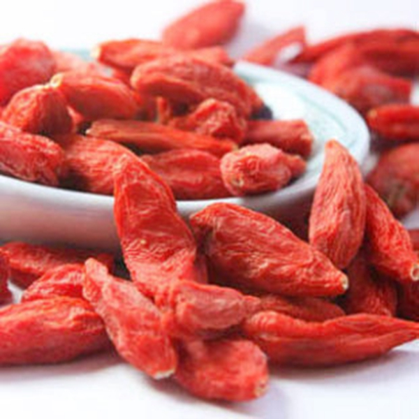 USDA Certified organic goji berries