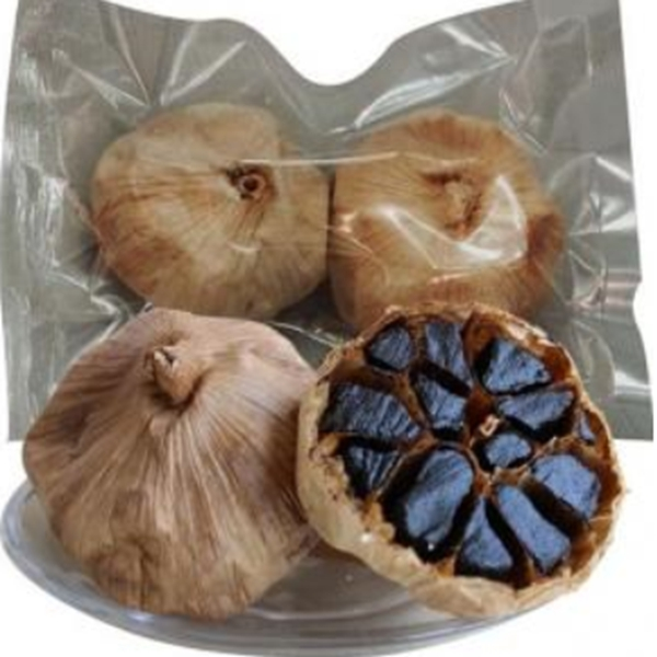 100% Pure Organic Fermenter Black Garlic
